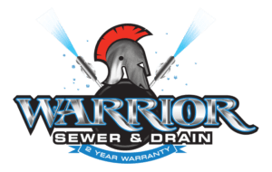 Warrior Sewer and Drain Logo